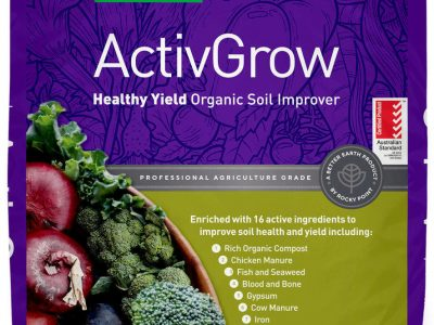 Activgrow soil improver 50ltr