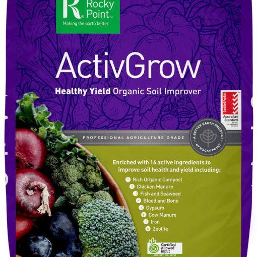 Activgrow soil improver 50ltr