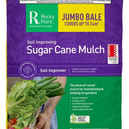 Mulch Jumbo sugar cane
