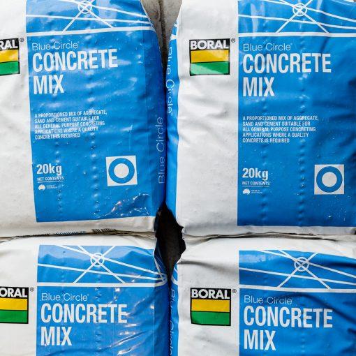 PBC Landcape Supply-Concrete Mix
