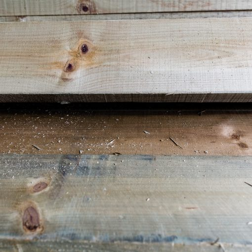 PBC Landcape Supply-treated pine sleepers