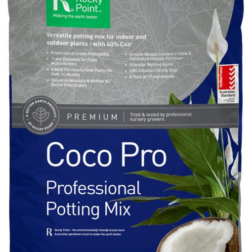 coco pro potting mix